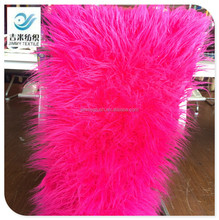 faux fur kinky curly hair fabric for fashionable vest