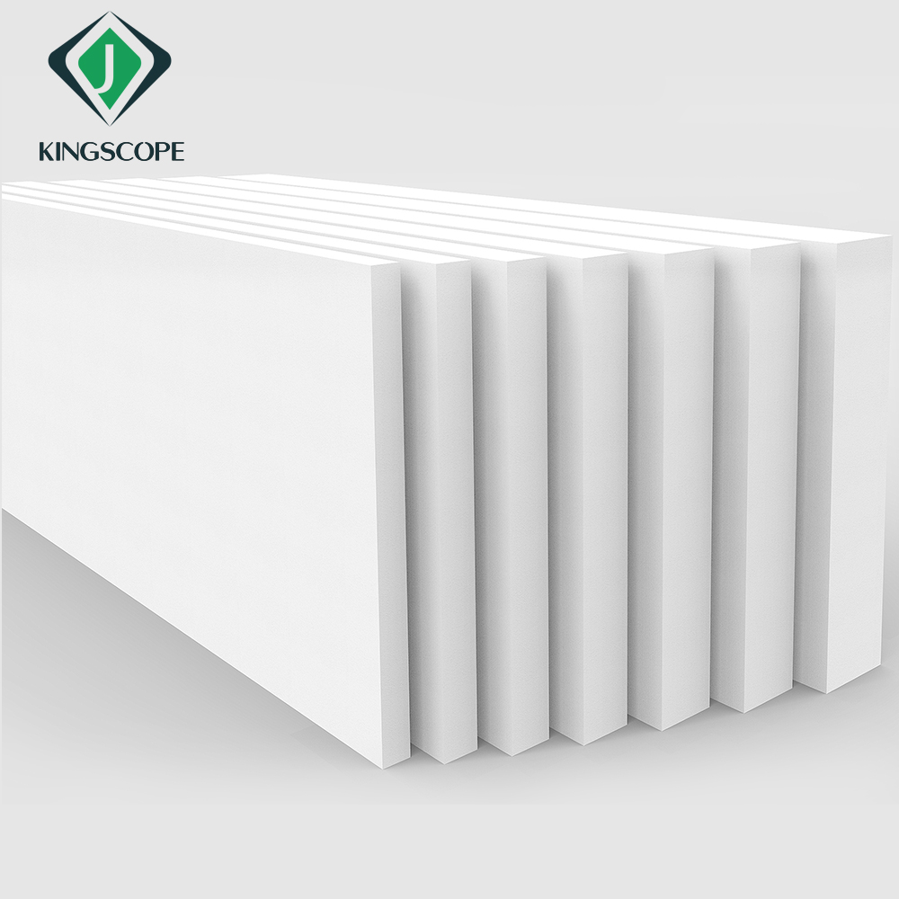 30mm Thickness White PVC Forex Sheet PVC Foam Board for Bathroom Kitchen Cabinet with SGS