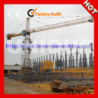 Unique Manufacture QTZ31.5(4208) f0 23b Mobile Tower Crane