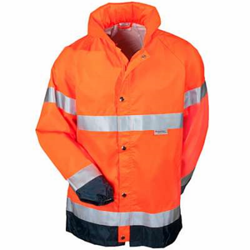 china factory wholesale cheap custom winter high visibility safety jacket