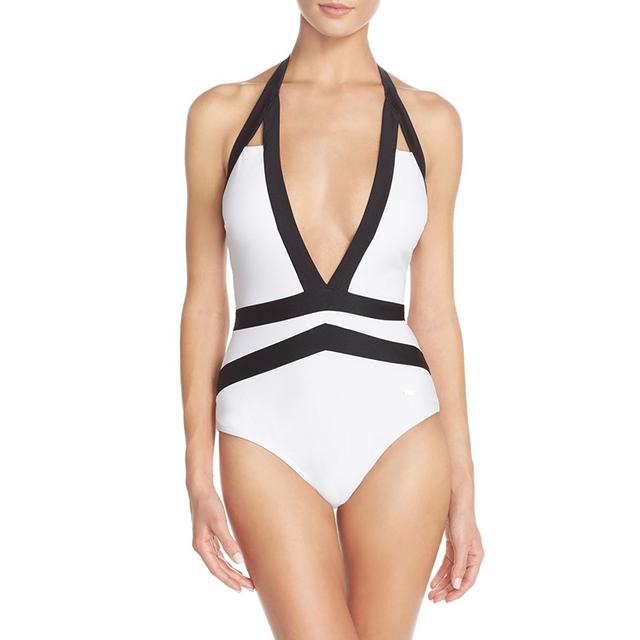 Open sexy girl full photo women sexy swimwear one piece swimsuit female swimming suits
