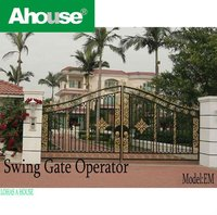 Ahouse Solar automatized door|electric gate motor |Solar auto gates openers CE/IP66