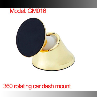 360 rotation magnetic mobile phone holder for car air vent