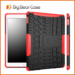 Wholesales heavy duty hybrid tpu case for ipad 6