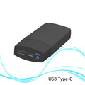 top quality smart mobaile charger bank 5200 mah support quick charge