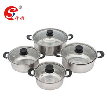 cookware set with glass lid die cast casserole as seen tv