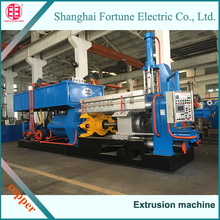 630Mt puller aluminum scrap copper extrusion line