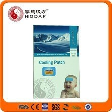 Fever reducing for children cooling gel patch