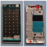 New Arrival Frame For Huawei P8 Lite Front Frame Mobile Phone Bezel Faceplate Housing MidFrame/Middle Frame Parts