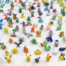 (New) Hot Selling 130pcs 4-6cm Pokemon Pocket Monsters pokemon figure