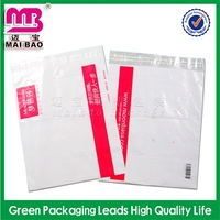 100% oxo biodegradable packing list enclosed plastic envelope for wholesale