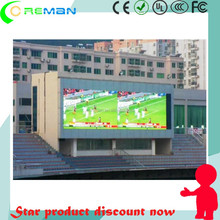 live broadcast football basketball scoreboard / Stadium LED Display for sport events
