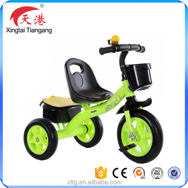 xingtai 12'' kids bike bicycle metal tricycle for baby child ride on toys