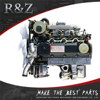 2015 new design low price water cooled rotax engine for Nissan QD32T