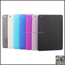 VAT multicolor protective case for ipad 5,for ipad 5 matte case,for ipad 5 tpu cover