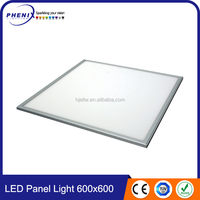 2017 new design LED square 600x600 ceiling panel light with quality driver