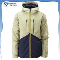 Fashion OEM european lightweight warm quilted ski jacket