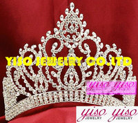 designer fashionable pageant girls hair accessories crown
