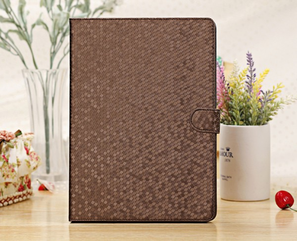 PU belk case for ipad air, tablet cover for ipad air