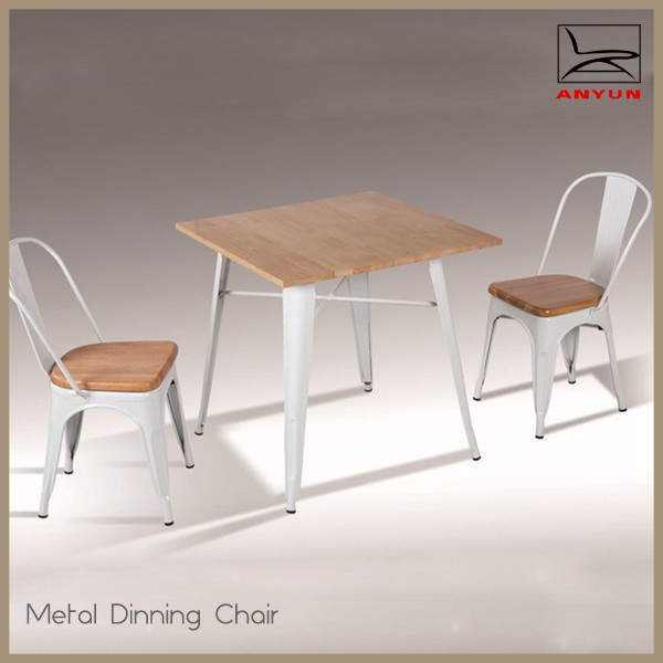 commercial popular furniture leisure table and chair for coffee shop