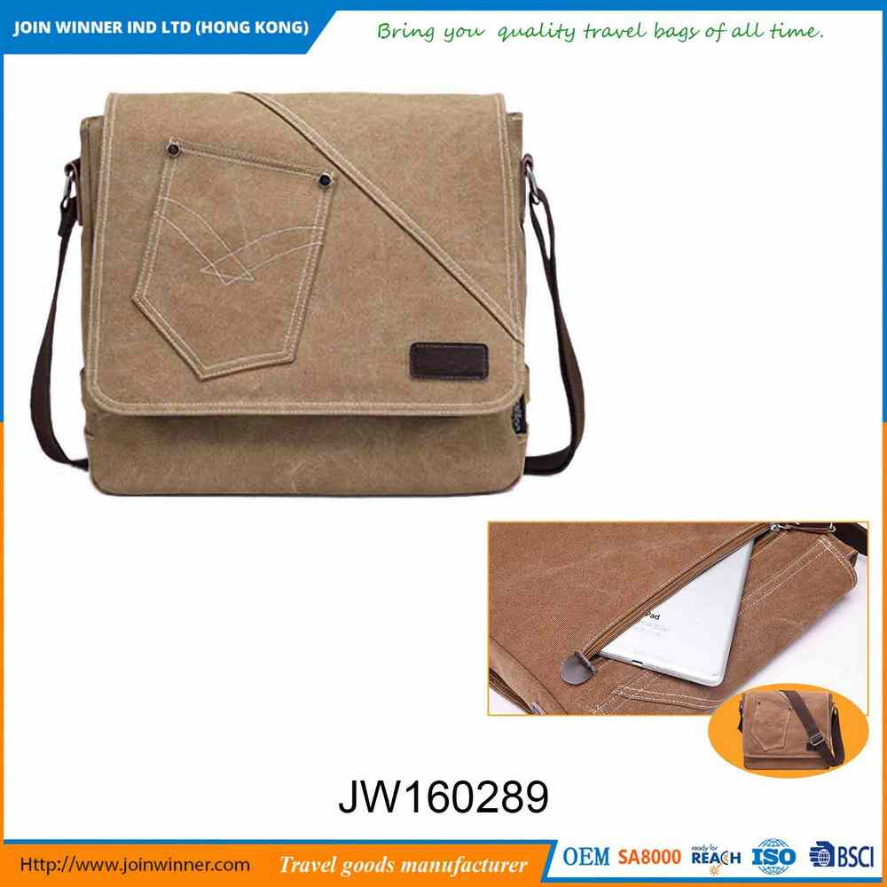 Most Popular Over The Shoulder Cloth Bag With Great Price