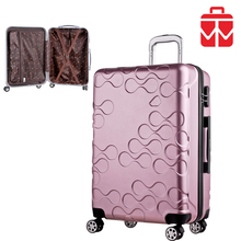 Popular cheap price polo rolling luggage net