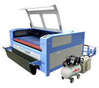 3D laser cutting machine for car seat cover with FDA/CE/TUV/ISO9001 approval