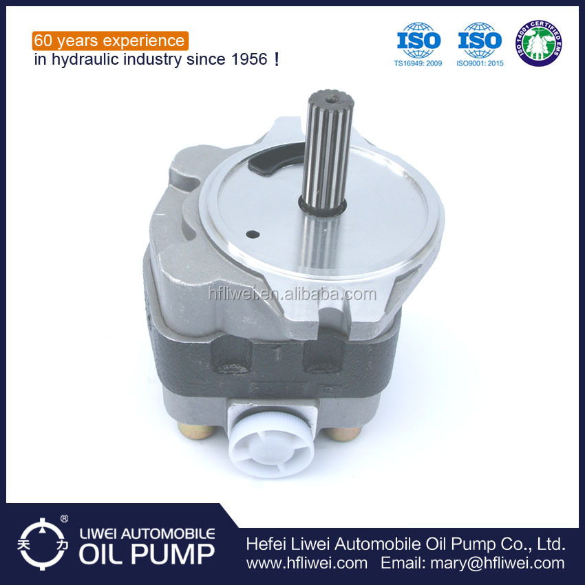 Hot product excavator gear pump manufacturer Kayaba hydraulic pump KYB PSVD2 27E charge pilot pump
