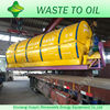 SGS Reports Mobile Tire Oil Pyrolysis Equipment Installed In Containers Mobile Installation