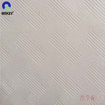 Factory Offer PVC Film For Gypsum Board PVC Ceiling Tiles