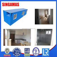 Nice Quality Single Layer Living Container House