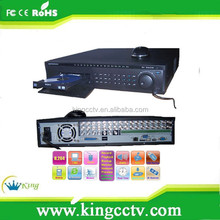 full D1 h.264 dvr support 3g mobile phone viewing HK-S4004FD