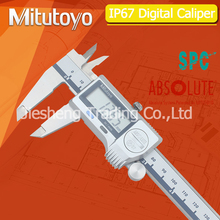 Original Japan Mitutoyo IP67 Waterproof Digital Vernier Caliper 0-150mm 0-200mm 0-300mm 500-752-20