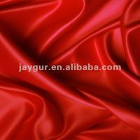 88% polyester 12% spandex shiny knitted fabric