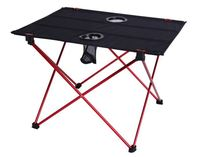 Leisure outdoor plastic folding table