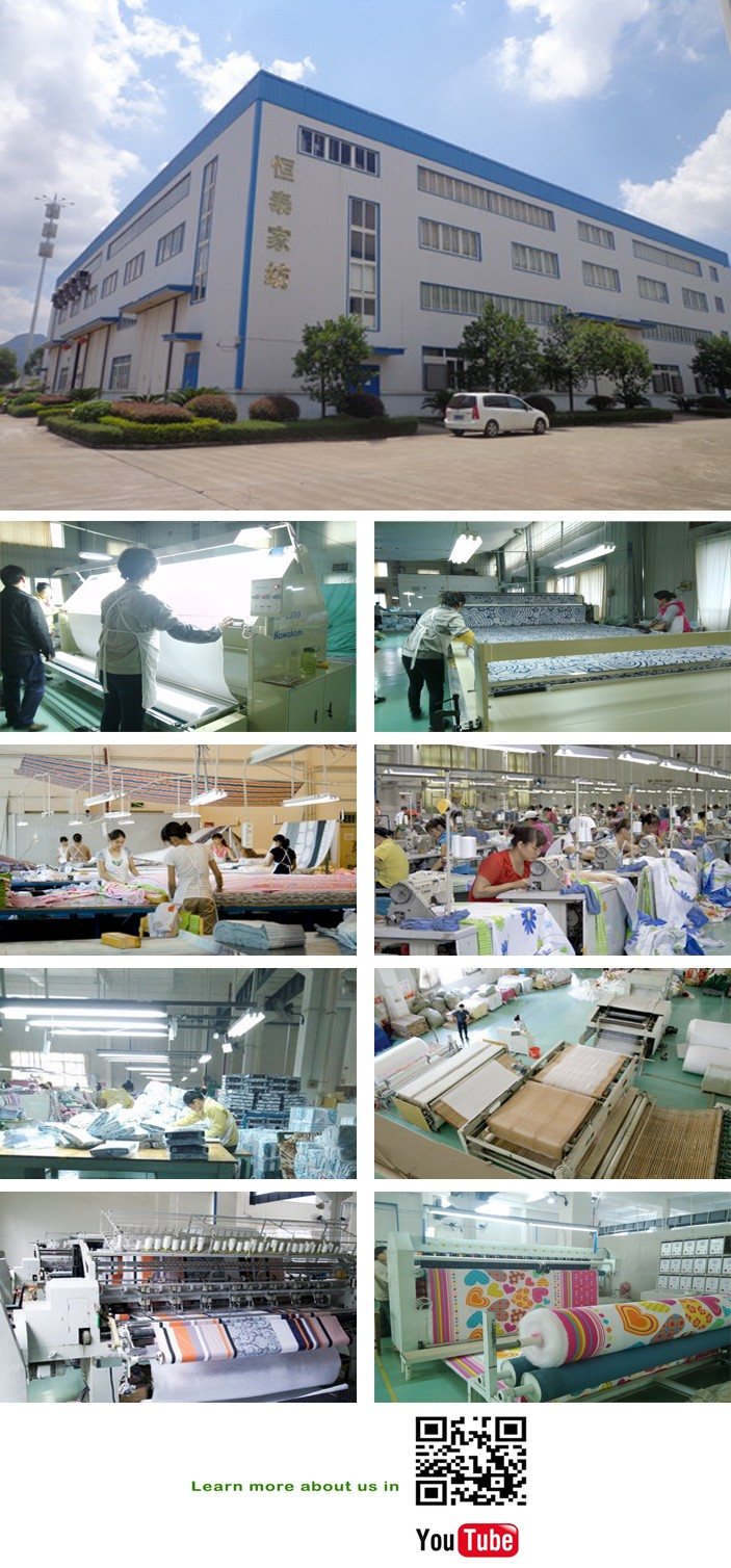 100% Polyester Microfiber Fabric Bed Sheets