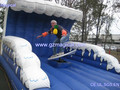 Inflatable surf machine / inflatable surf