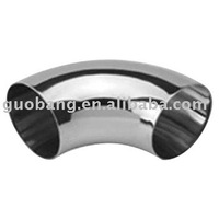 Stainless Polishing Steel Pipe Fittings SUS304L Elbow Bend