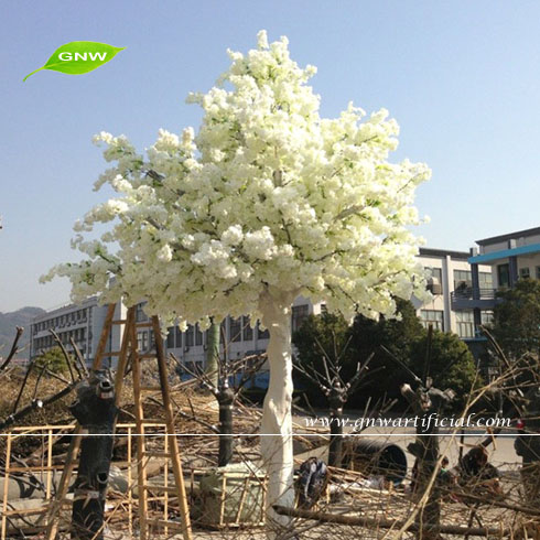 BLS049-1 GNW large artificial decorative garden flowers