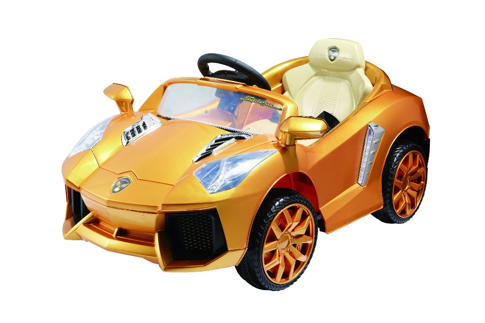high simulation kids battery car with remoto control ,colorful models ,popular models toy car