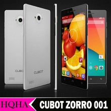 Cubot Zorro 001 5 Inch Qualcomm MSM8916 Quad core Phone 1GB+8GB Android 4.4 4G LTE Smartphone 1280*720 GPS Mobile Phone