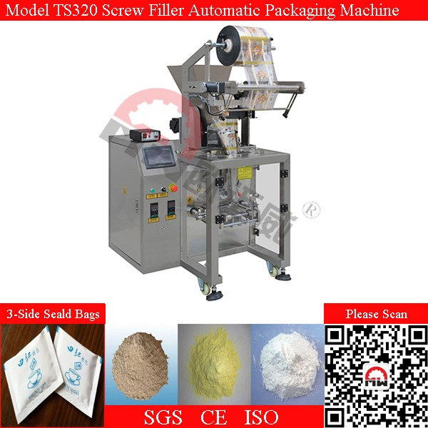 Omw Curry Powder Screw Packing Machine Auger Filler