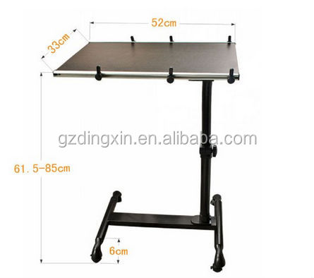 Sofa adjustable laptop table nottable stand dx bj10a - Mesa auxiliar para sofa ...