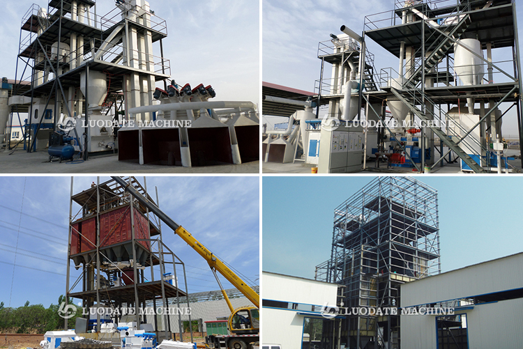 Manufacturer for animal feed processing machine/cattle feed plant/mini cattle feed plant