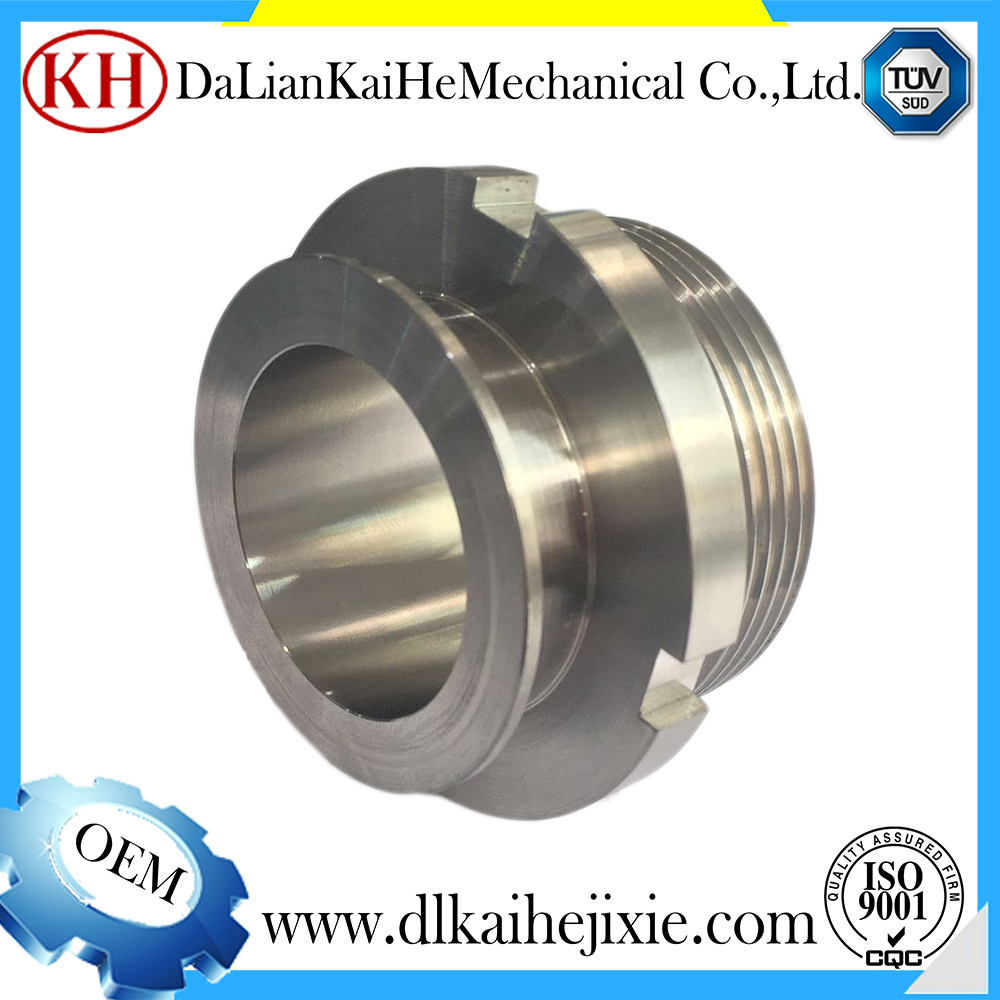 Special customized cnc part aluminum ring milling OEM aluminium flange