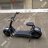 Green power 60V 12AH lithium battery fat tire electric mobility scooter for sale