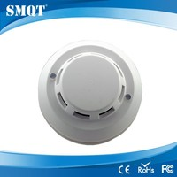 DC 24V 2 Wire 4 wire smoke detector for fire alarm system/security system EB-117