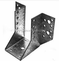 Custom Metal Stamping Joist Hangers Building Parts Fabrication