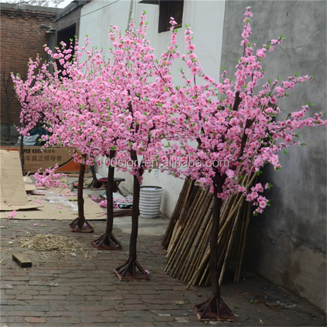 Wishing tree cherry blossom trees for sale custom fake for Cherry trees for sale