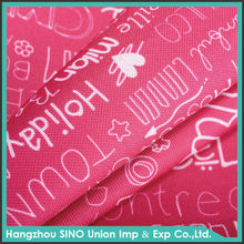 New Sytle Low Cost Used to luggage pvc backing for polyester fabric